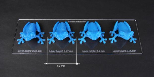 Comparison of 3D printers