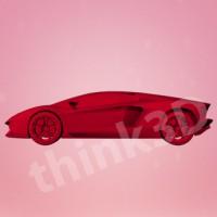 Lamborghini Aventador - Miniature Model 1
