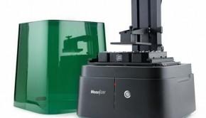 MoonRay UV DLP 3D Printer