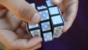 Braille Rubik's Cube