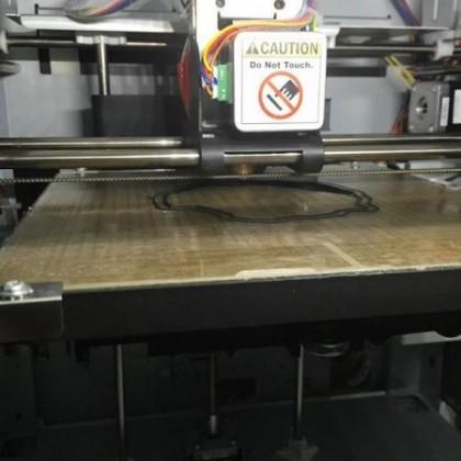 3D printing of Darth Vader
