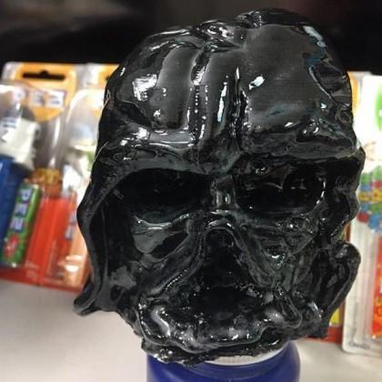 Smoothed Darth Vader