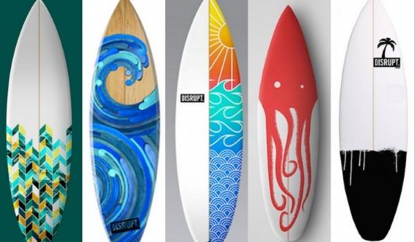 Disrupt Surfboards