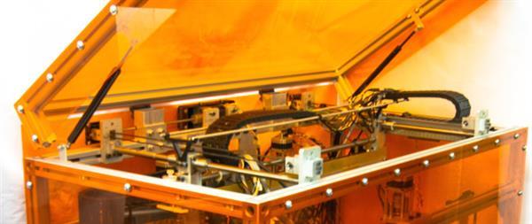MultiFab 3D Printer think3D