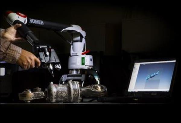 MIT Designed MultiFab 3D Printer, think3D