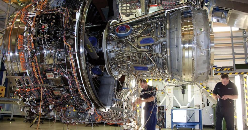 Rolls Royce flies 3D printed jet engine
