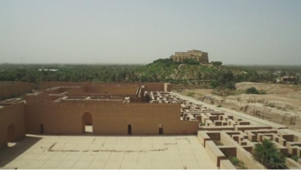 Shining 3D presents its EinsScan 3D scanner and Einstart 3D printer to Iraq to preserve the Ancient Babylon.