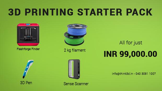 3D Printing Starter Pack