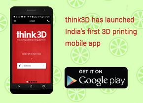 think3D Mobile App