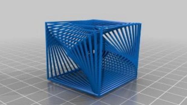 blue-cube