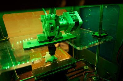3D printing technologies - SLA, FDM, SLS