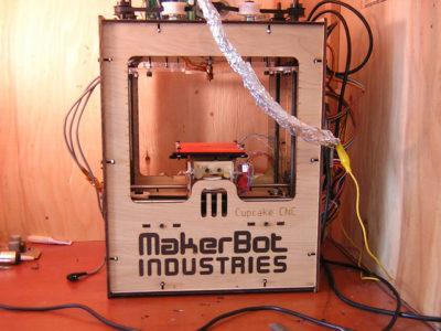 makerbot 3d printing mobile app