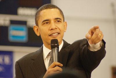 Barack Obama 3D printed Model