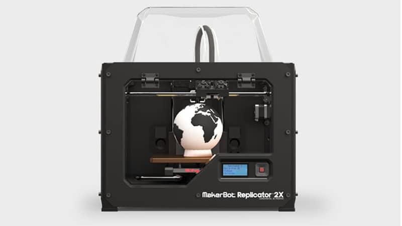 MakerBot Replicator 2X 3D Printer Review