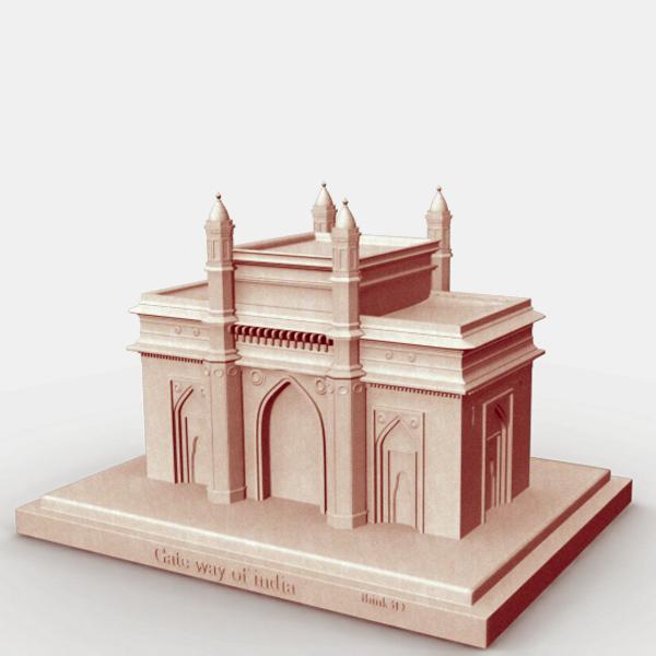 3d miniature model makers in mumbai think3d
