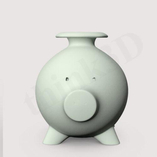 Piggy pen stand