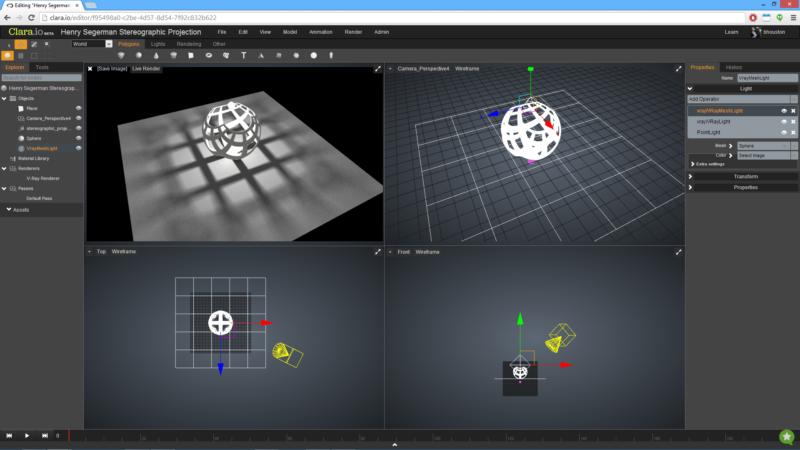 Maya 3D Software