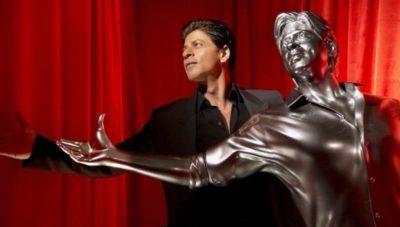 Shah Rukh Khan in 3D Print