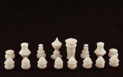Thiago chess pieces