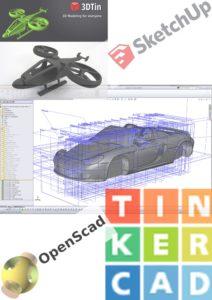 3d printing softwares