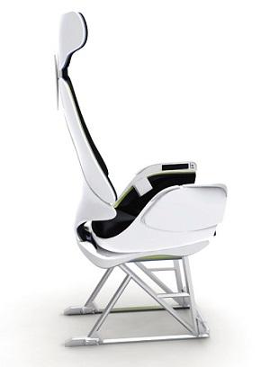 SABIC aircraft seats