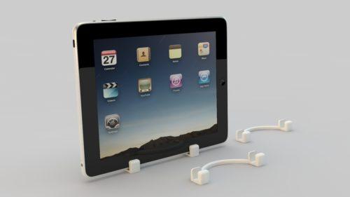 3D Printed Tablet Mobile phone Holder