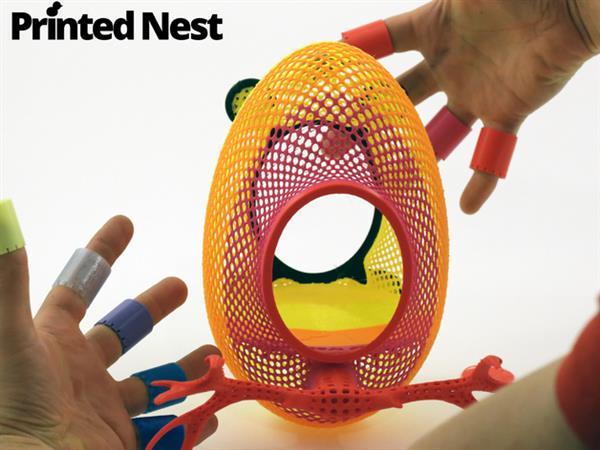 Printed nest