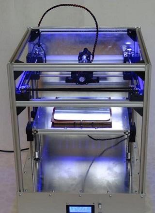 valcanus v1 3D printer