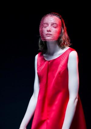 Simple 3D dress