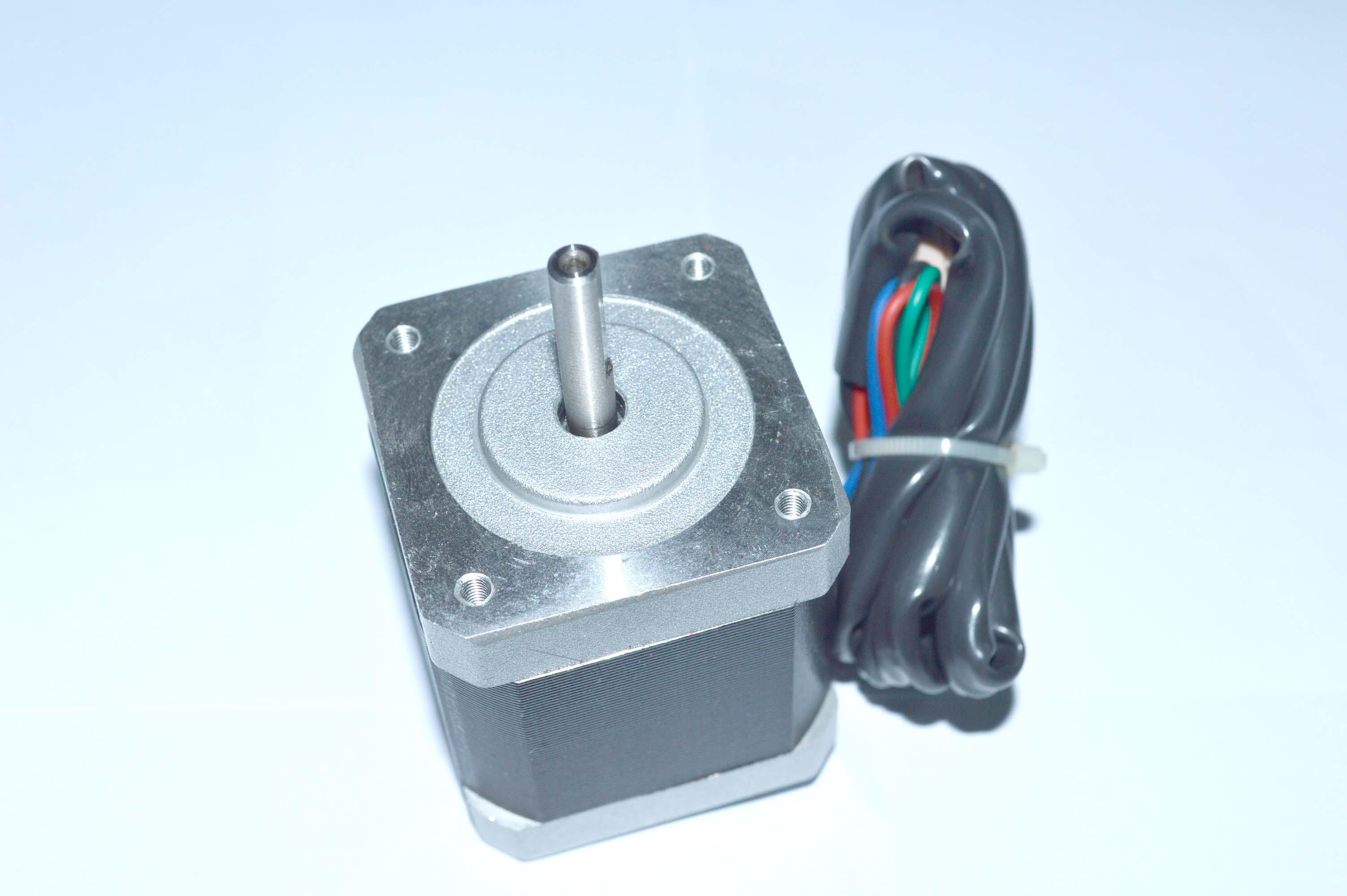 Buy nema 17 stepper motor in india think3d for Stepper motor buy online