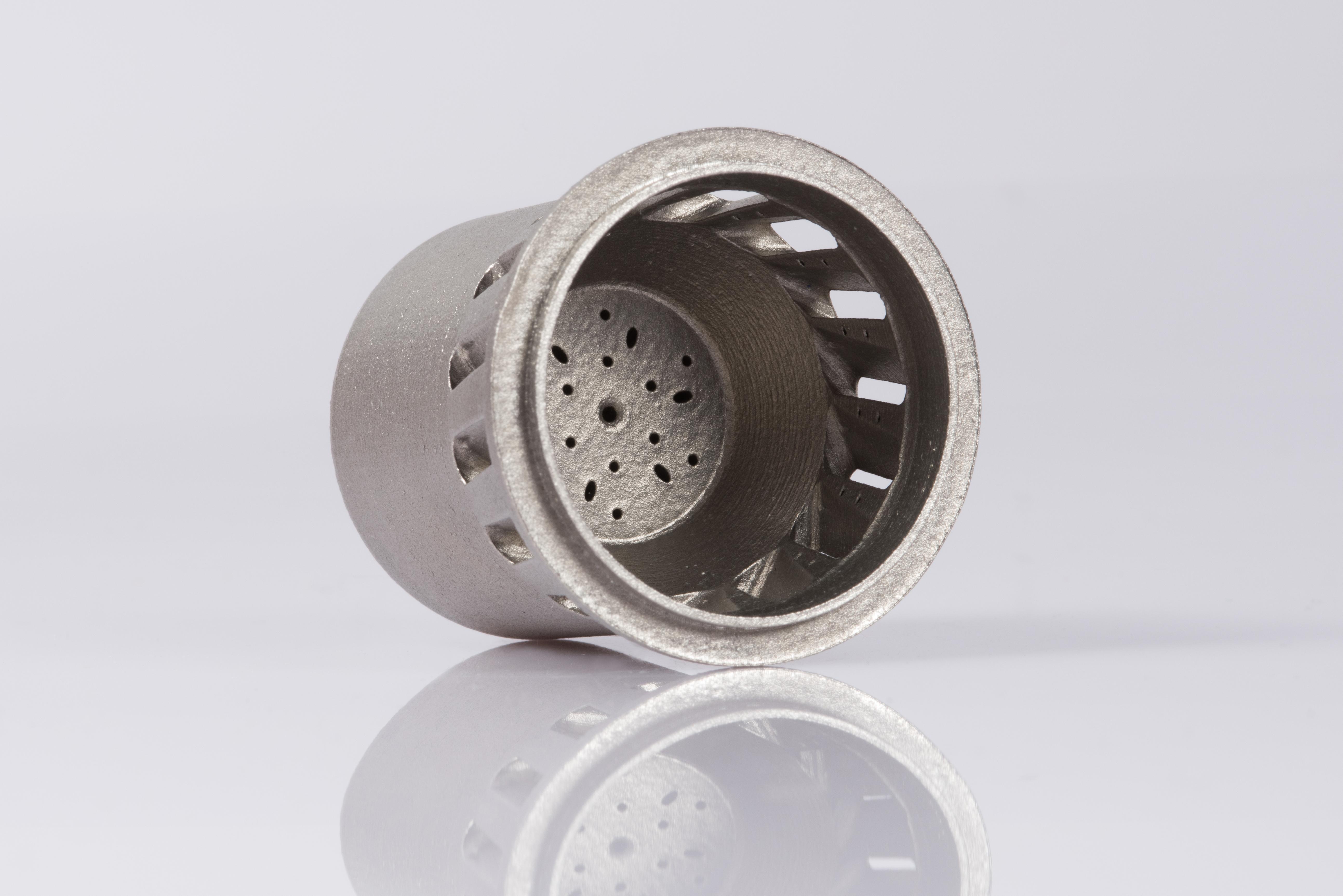nickel 3d printing dmls