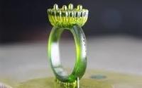 3d printed DLP Digital light processing ring